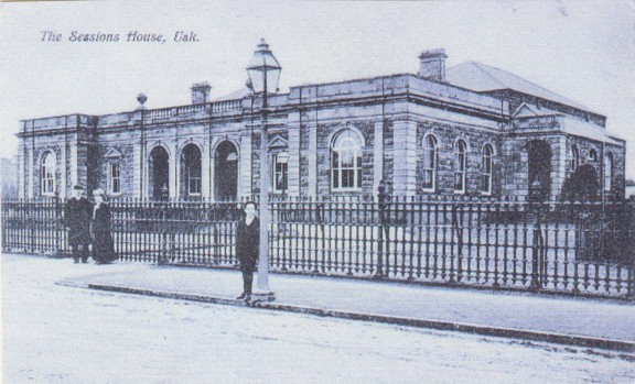an old picture of sessions house